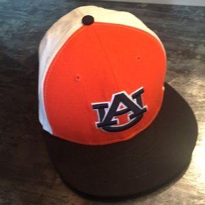 Auburn University hat, great condition, size 7 1/2